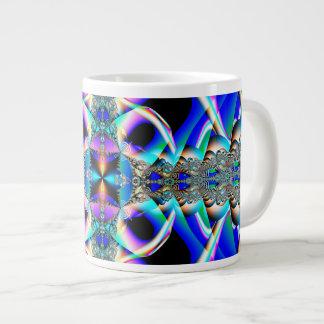 'Dimensio'Central Presense' Large Coffee Mug