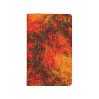 Dimensión al infierno cuaderno grapado