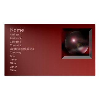 Dimension Profile Card