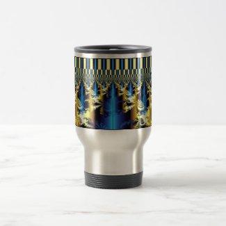 'Dimensional Interface' mug mug