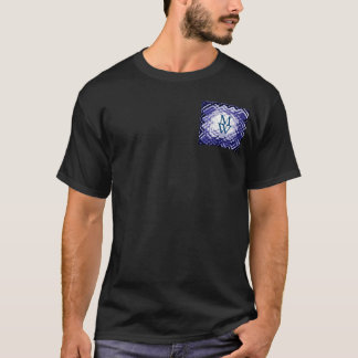 Dimensional Square-Navy-MW T-Shirt