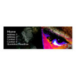 Dimensional Stare Business Card Templates