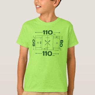 Dimensiones del campo camisas