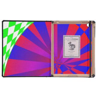 Dimensiones dobladas DODOcase para el iPad 2/3/4