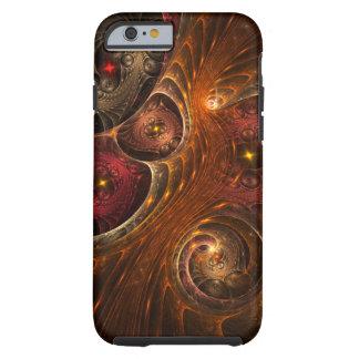 Dimensiones entrelazadas funda resistente iPhone 6