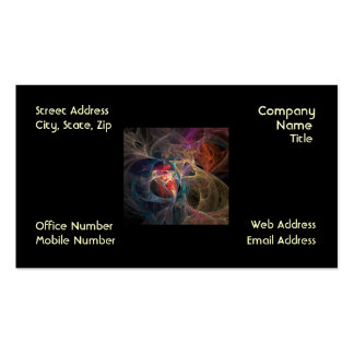 Dimensions Business Card