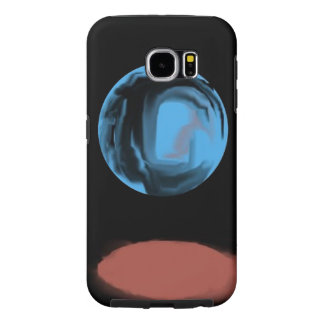 Dimensions Concept Scifi Nerdy STEM CricketDiane Samsung Galaxy S6 Case