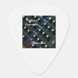 Dimensions Guitar Picks
