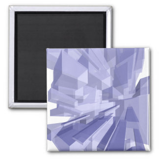 Dimensions of Chronic Pain 2 Inch Square Magnet
