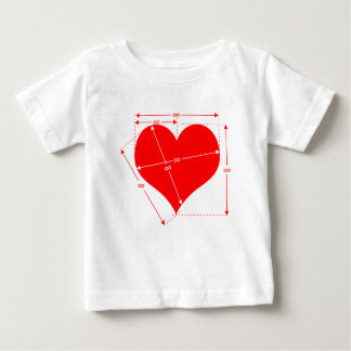Dimensions of Love Baby T-Shirt