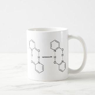 dimero de la sustancia química 2-Pyridone Taza