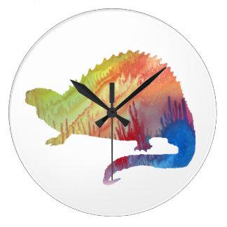 Dimetrodon Large Clock