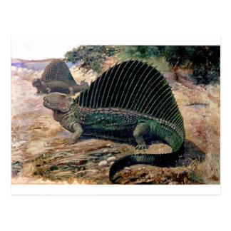 dimetrodon postcards