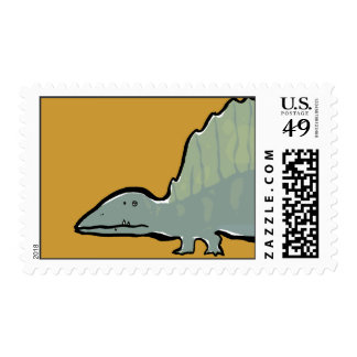 dimetrodon stamp