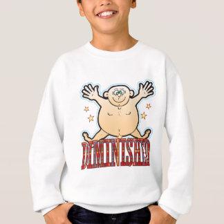 Diminished Fat Man Sweatshirt