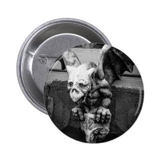 Dimitri el Gargoyle Pin