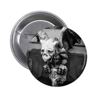 Dimitri the Gargoyle 2 Inch Round Button