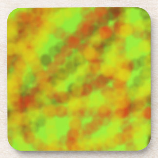 dimmed color 7623 abstract art beverage coasters