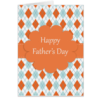 Dimond Father's Day Card