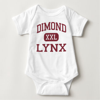 Dimond - lince - High School secundaria - T-shirt