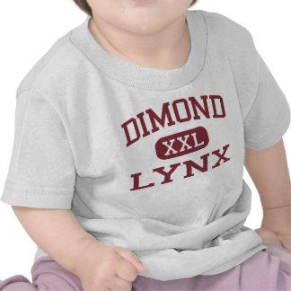 Dimond - Lynx - High School - Anchorage Alaska T Shirts