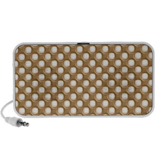 Dimple Dots - Milk Chocolate and White Chocolate Travel Speaker