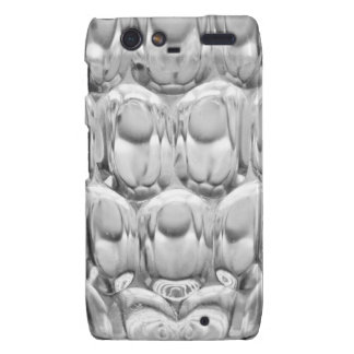 Dimpled pint beer glass droid RAZR case