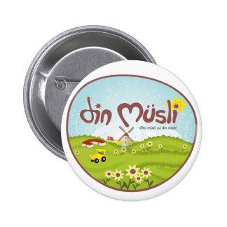 Din Musli Mechandise Button