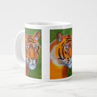 Dina Art Jumbo Tiger Mug