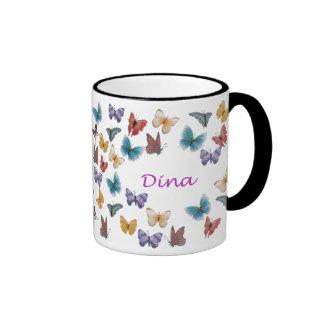 Dina Coffee Mugs