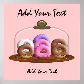 Dina s Doughnuts Posters