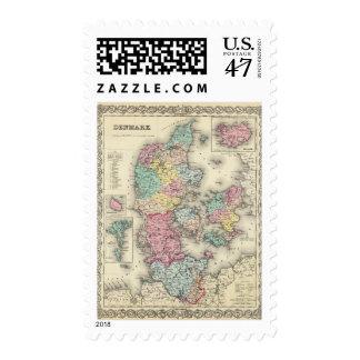 Dinamarca 11 sello