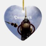 Dinamarca Adorno Para Reyes