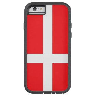 Dinamarca, bandera funda tough xtreme iPhone 6