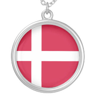 Dinamarca - bandera nacional danesa grimpola