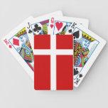 Dinamarca Cartas De Juego