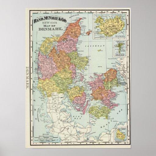 Dinamarca e Islandia Impresiones