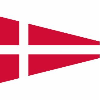 Dinamarca espesa naval - antiguo funcionario a flo escultura fotográfica