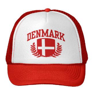 Dinamarca Gorro De Camionero
