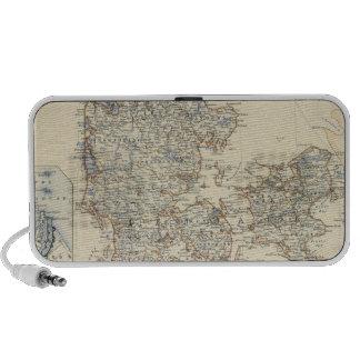 Dinamarca, Hannover, Brunswick, Mecklenburg iPod Altavoces