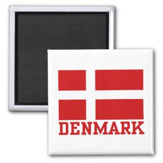 Dinamarca Imán Cuadrado