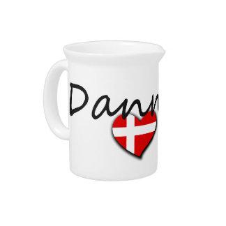 Dinamarca Jarra