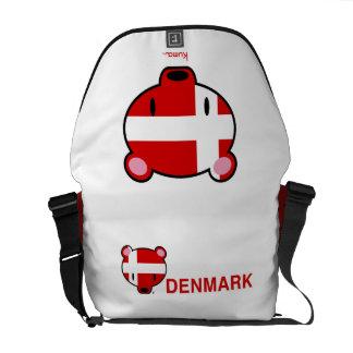Dinamarca Kuma-chan Bolsas De Mensajeria