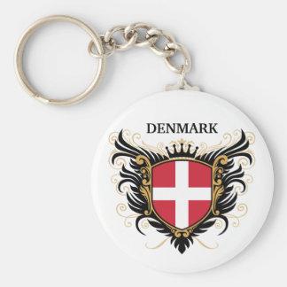 Dinamarca [personalice] llaveros