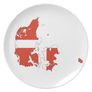 Dinamarca Plato