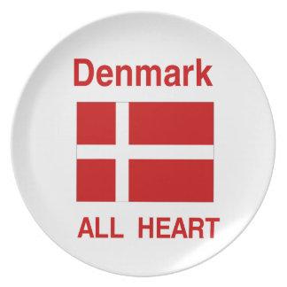 Dinamarca Platos De Comidas