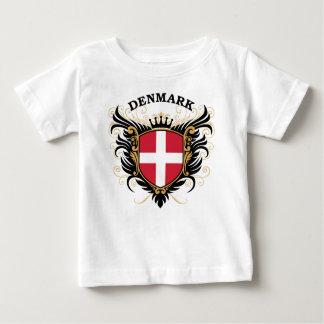Dinamarca Playera De Bebé