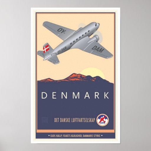 Dinamarca Poster