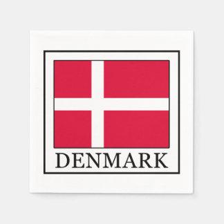 Dinamarca Servilletas De Papel