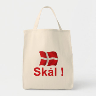 ¡Dinamarca Skal! Bolsa De Mano